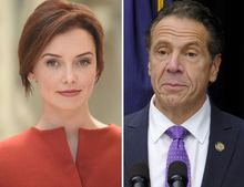 Andrew Cuomo accused of sexual harassment-pook