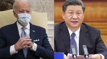 Biden says China will pay the price for human rights abuses