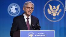 Merrick Garland Says Jan. 6 investigation into the Capitol, Would Be a Top Priority-pook