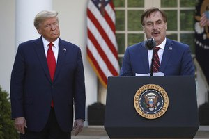 My Pillow CEO Mike Lindell