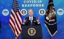 100 million doses by Biden administration-pook