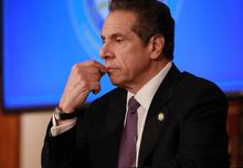Cuomo faces new allegation of sexual harassment from existing aide-pook