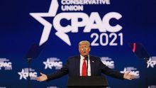donald trump cpac 2021-pook
